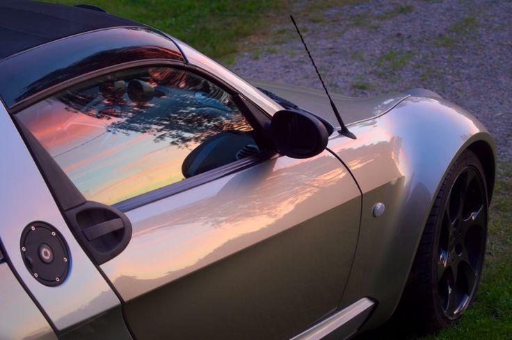 Smart Roadster Coupe 2005 [OS][OC][2048x1365] via Classy Bro