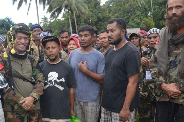 Lima TKI Malaysia yang diculik kelompok bersenjata ada di Filipina