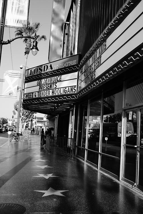 Fonda Theatre, Hollywood