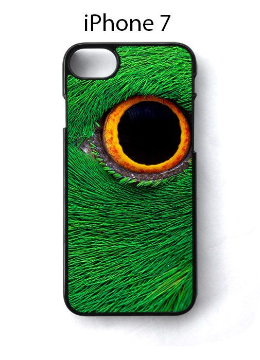 Parrot Eye iPhone 7 Case Cover - Cases, Covers & Skins