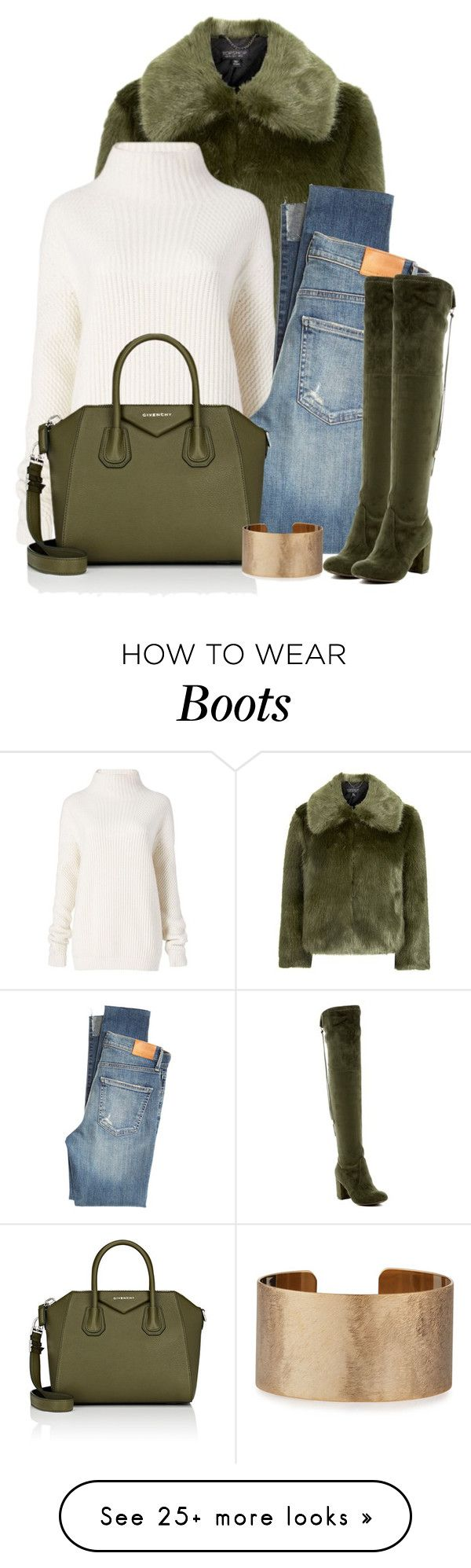 """""""Untitled #6305"""" by cassandra-cafone-wright on Polyvore featuring Topshop, Diane Von Furstenberg, Citizens of Humanity, Givenchy, Nature Breeze and Panacea"""