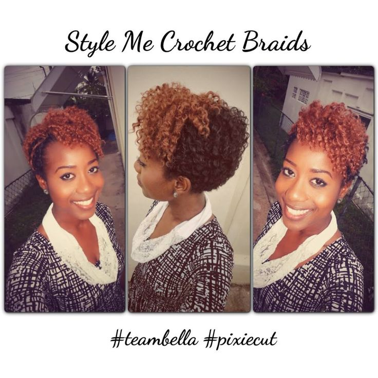 pixie cut crochet braids braids pixie crouchet braids tru hair hair ...