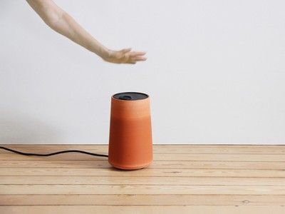 Natural air conditioner cools with the power of terracotta and evaporation