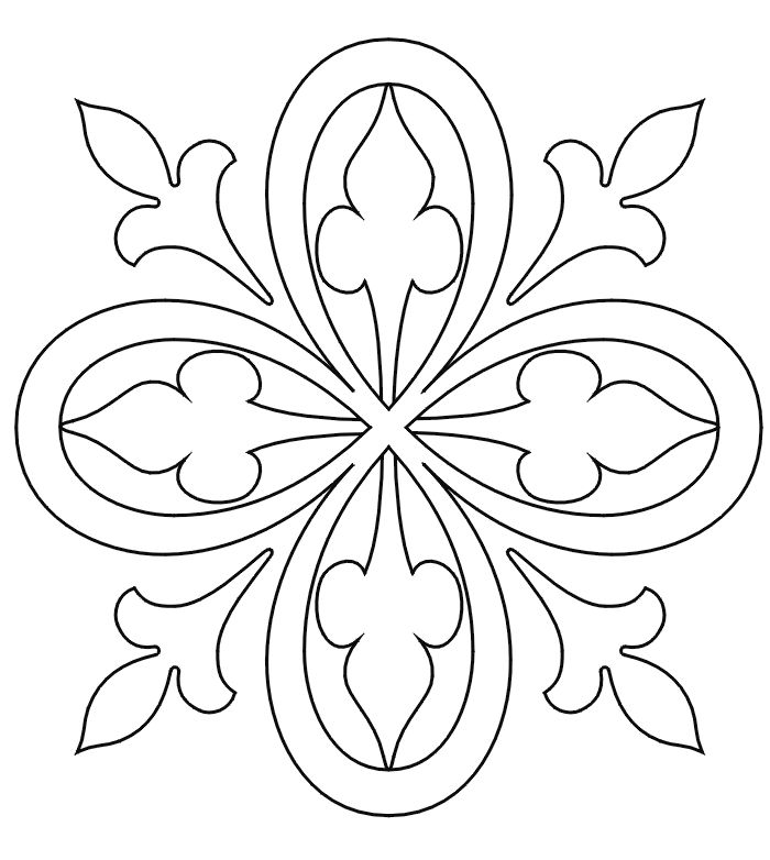Free Printable Coloring Pages for Adults | ... not appear when printed. Only the medieval coloring page will print
