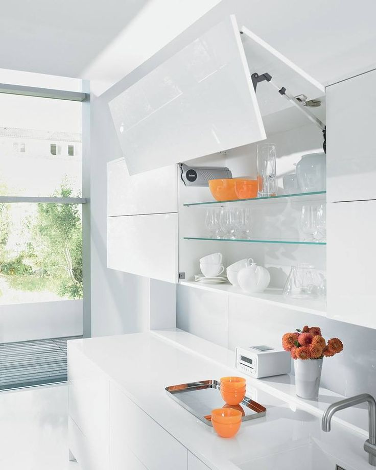 Lift systems AVENTOS HF AVENTOS is a series of elevation systems by Blum, that allows managing the kitchen cupboards in a way that ensures convenience and ease of use, while offering high quality and stability during its lifetime. Its perfect mechanical built offers an easy opening, thin movement and quiet, soft closing. Thanks to the breaking system, Aventos can stop at any level of their movement.