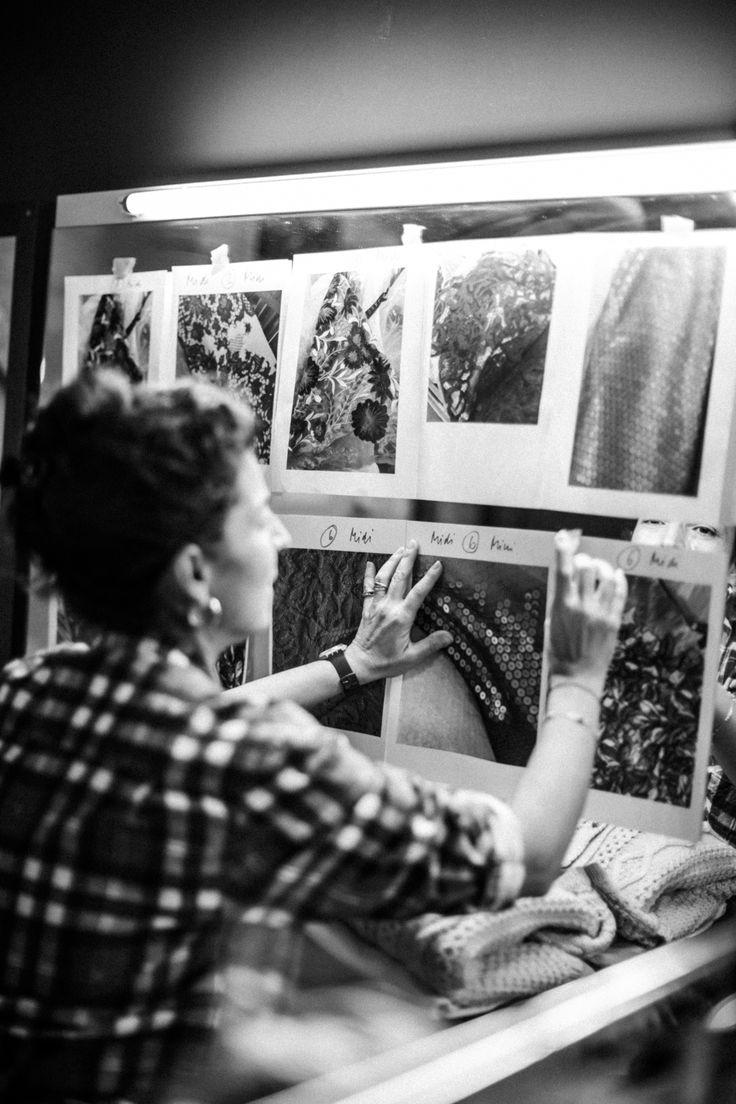 Making of ICI MAINTENANT Paola Styling