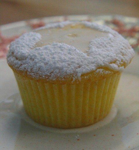 Key Lime Cupcake from Coastal Cupcakes in North Carolina!