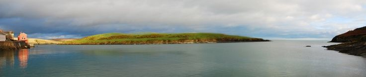 Round-trip English Channel? No problem for Lisa Cummins, maybe Sandycove Island is the inspiration!