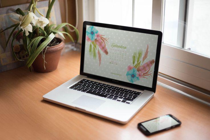 Saudades de decorarem os vossos computadores, tablets ou telemóveis com o…