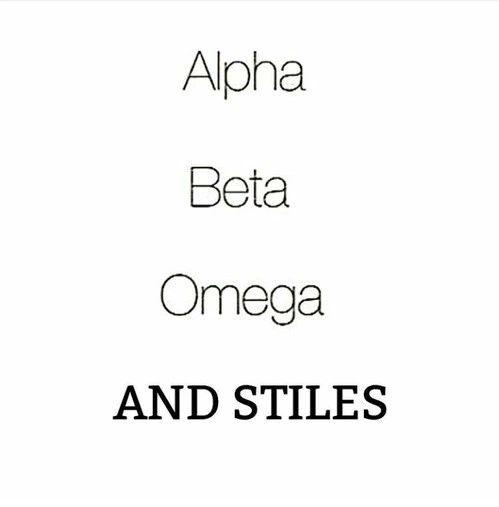 Alpha Beta Omega Stiles all the family