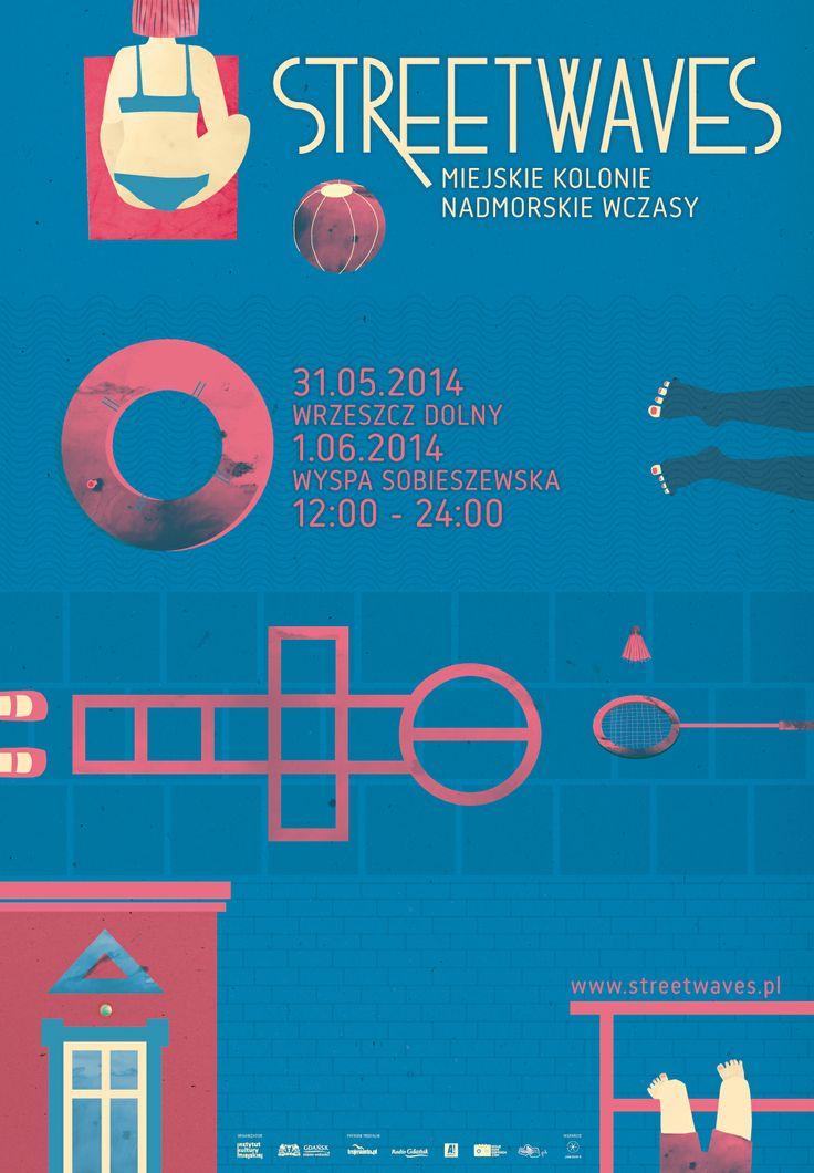 Streetwaves 2014 / proj. Bang Bang Design