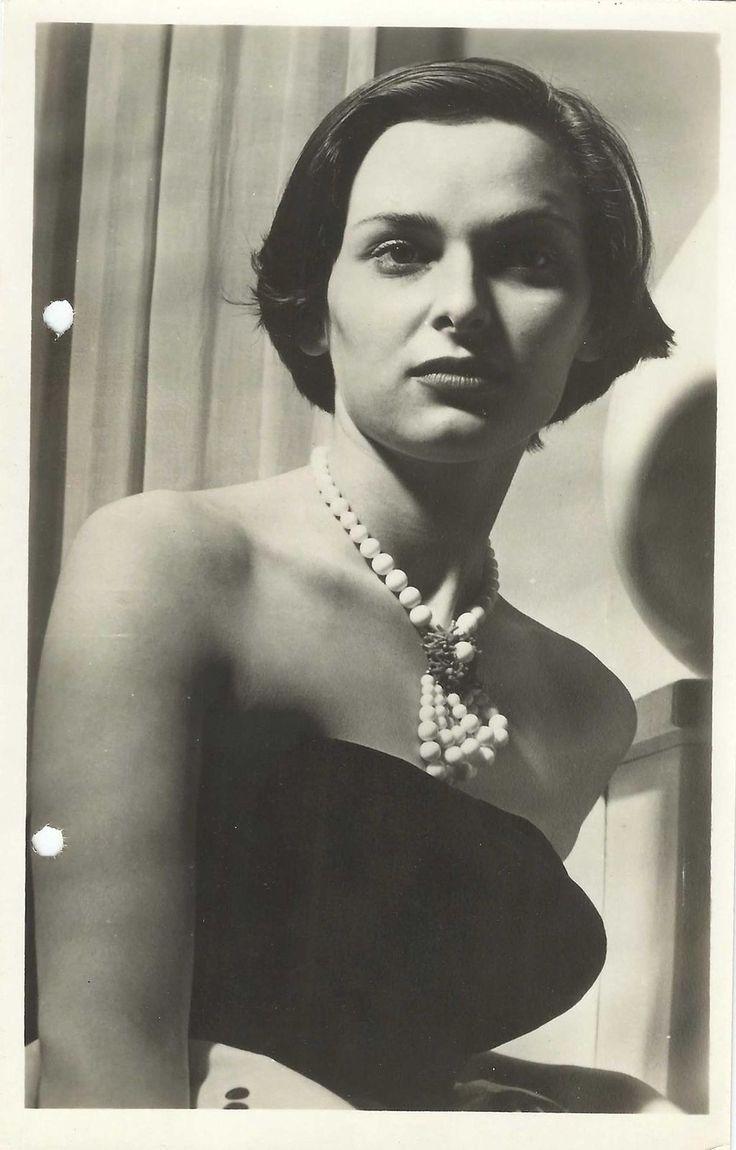 Lucia Bose Italian Actress Original Vintage Photograph 1960's Portrait | eBay