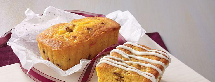 Pineapple Banana Hummingbird Mini Loaves | Dessert | Recipes | Dole Packaged…