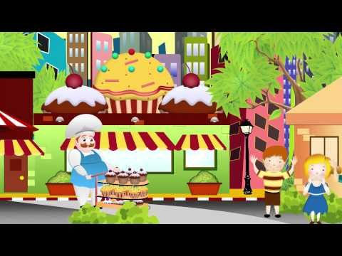 DO YOU KNOW THE MUFFIN MAN   Nursery Rhyme Express   Animation   Sing Along   Childrens Song - YouTube