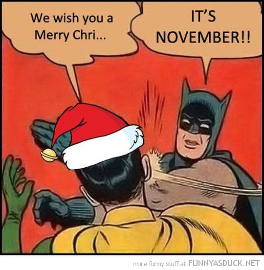 Definitely my favorite Batman-slapping-Robin joke XD