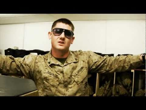 Nothing like soldiers making a Britney Spears music video!!!  LOVE