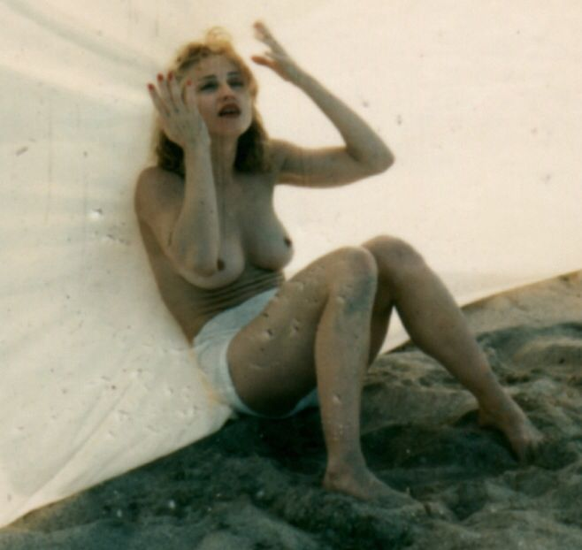 Think, that Color madonna nude think, that