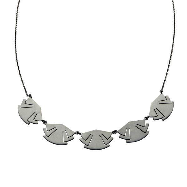 Fan Necklace FaconFacon