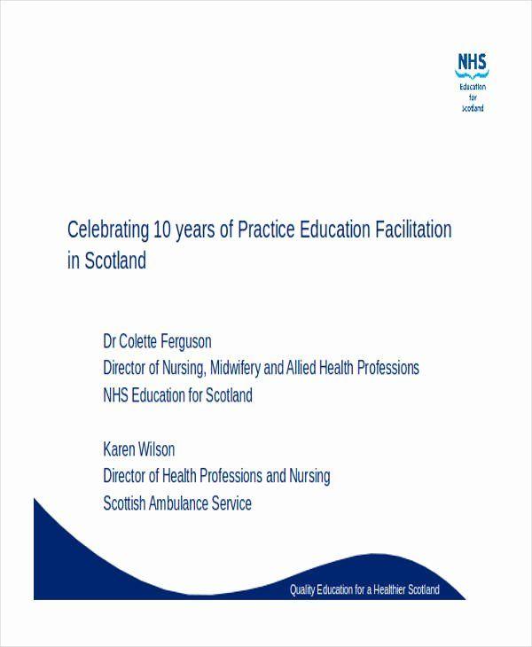 Nursing Education Plan Template Best Of 9 Nursing Powerpoint