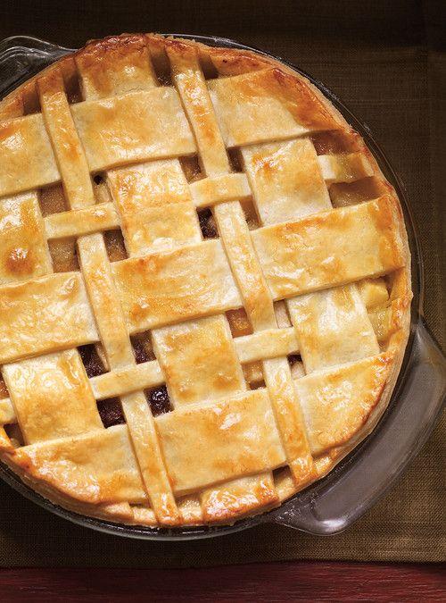 Tarte aux pommes, à la courge et aux poires Recettes | Ricardo
