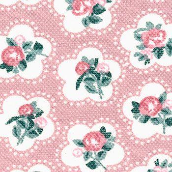 DIY. Oil cloth Rosa, No. 870255. Stof & Stil