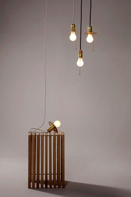 Goldie lamp