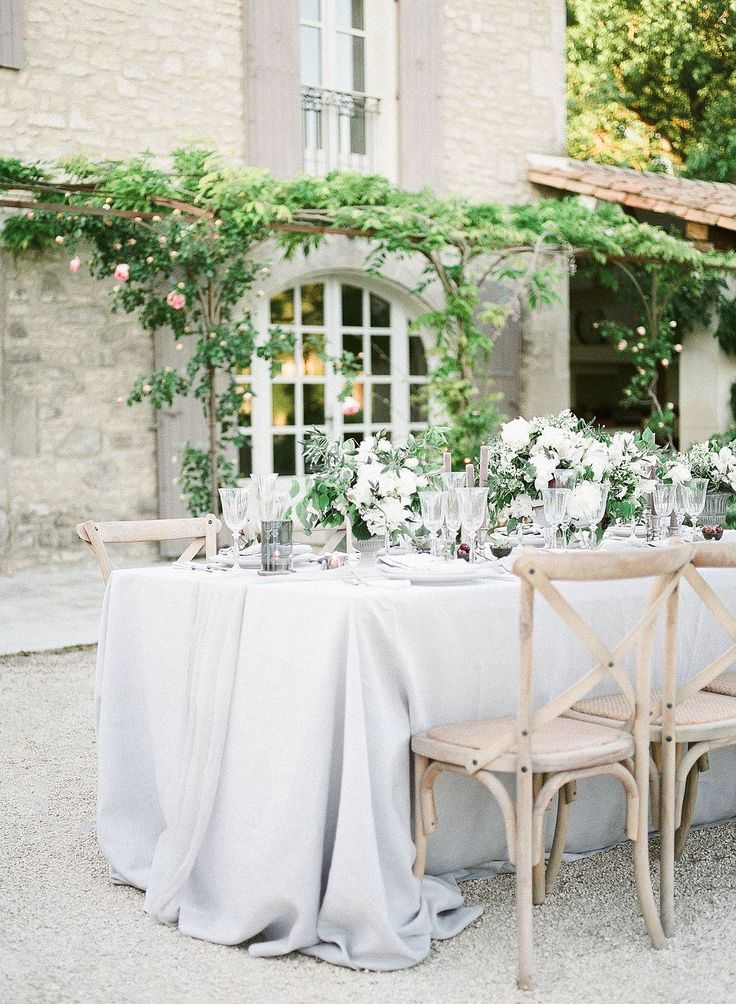 Wedding in Saint Remy de Provence Wedding Design, Florals : Big Day, Morgane Planque |  Photography : Rory Wylie | Wedding Planner : Wanderlust Wedding | Wedding Sparrow