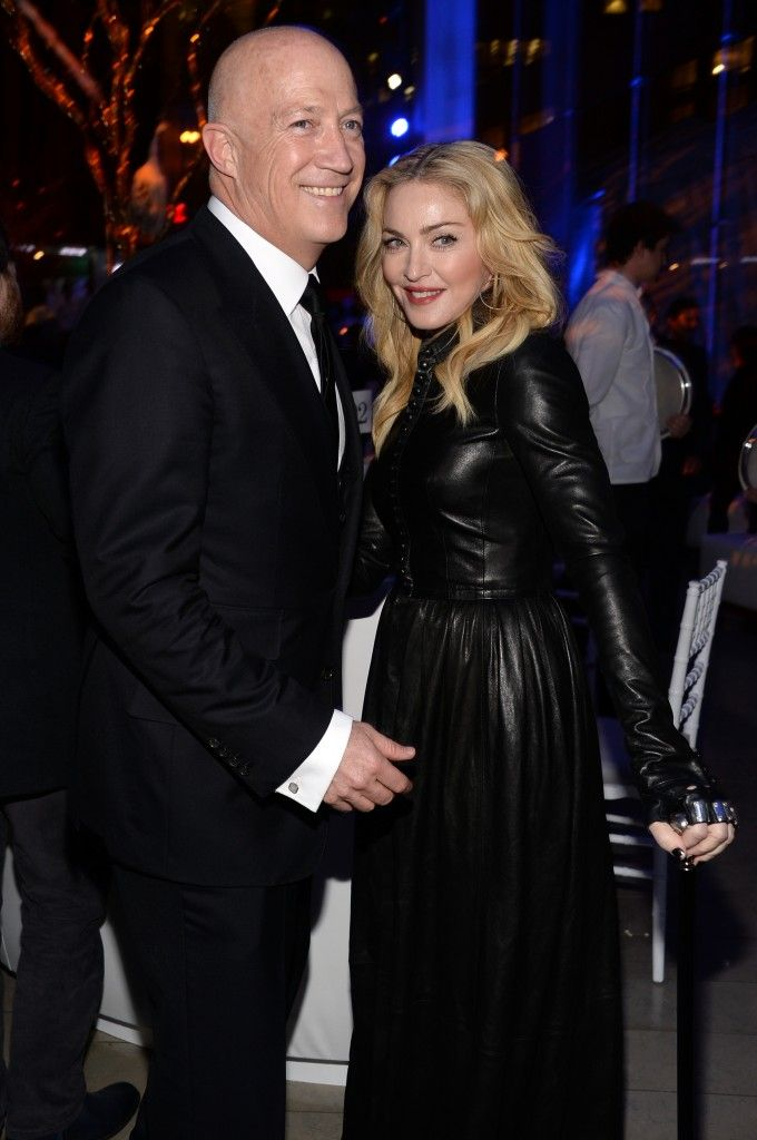 Madonna, Gwyneth Paltrow Attend Lincoln Center's Annual American Songbook Gala Honoring Bryan Lourd - Celebrities Do Good | Celebrities Do Good