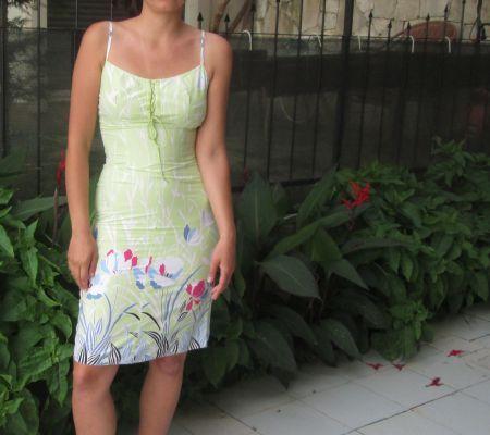 Spazio Askılı Yazlık Elbise / Ladies Summer Flower Dress Opuspocus Butik-52 TL http://www.opuspocusbutik.com/urun/spazio-askili-yazlik-elbise/245976