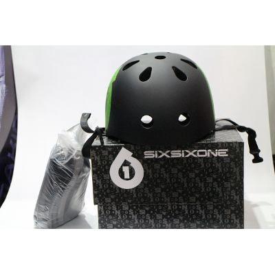 (1) Casco Six Six One T. Unica Skate Bici Moto Patineta Patines - BsF 4.715,00 en MercadoLibre