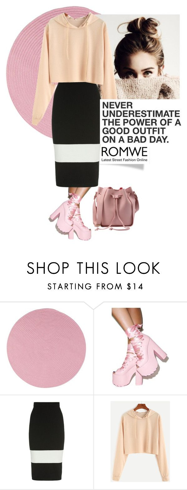 """""""outfit"""" by virsescu-alexandra ❤ liked on Polyvore featuring Colonial Mills, Y.R.U. and Escada Sport"""