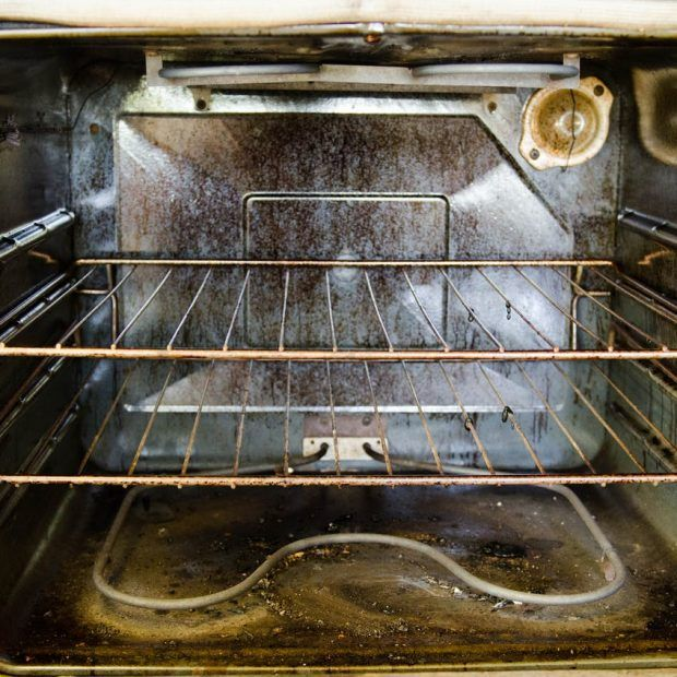 how to make oven cleaner