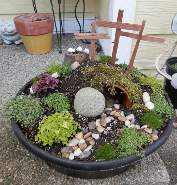 73 best ideas about resurrection garden ideas on pinterest for Easter garden designs