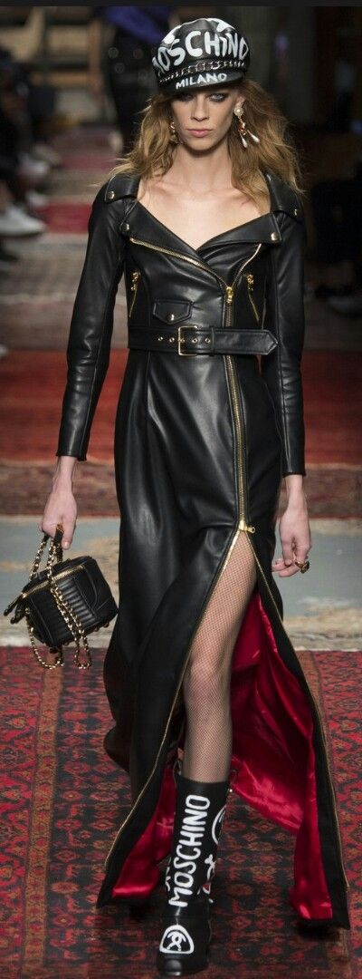 MOSCHINO FALL 2016 READY-TO-WEAR