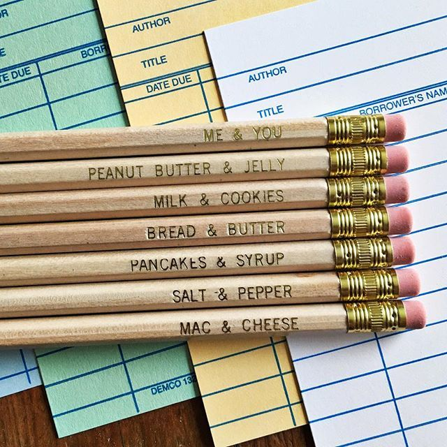 Let 'em know they're your favorite. Top notch study supplies at @thefreckledhenfarmhouse 👌🏻