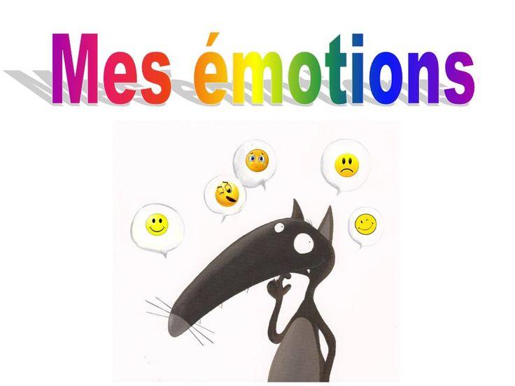 le tableau des émotions