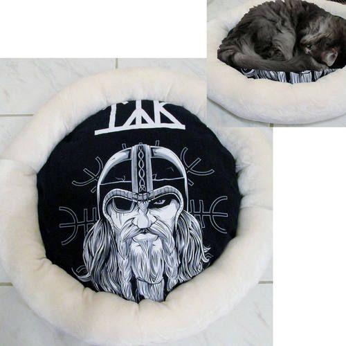 Tyr Band Shirt Cat Bed DIY Folk Metal