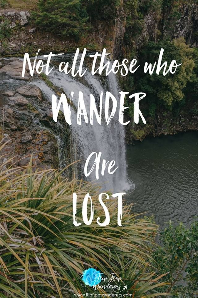 Not All Those Who Wander Are Lost Quote Meaning Not All Those Who Wander Are Lost Famous And Overused Quote But Still True Travelquote Quote Travel Nota Quotes And Notes Travel Quotes Image Quotes