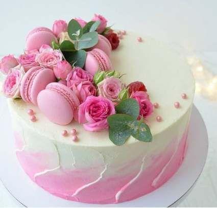 Cake decorating hacks fondant 27+ ideas   – Bizcochos de flores