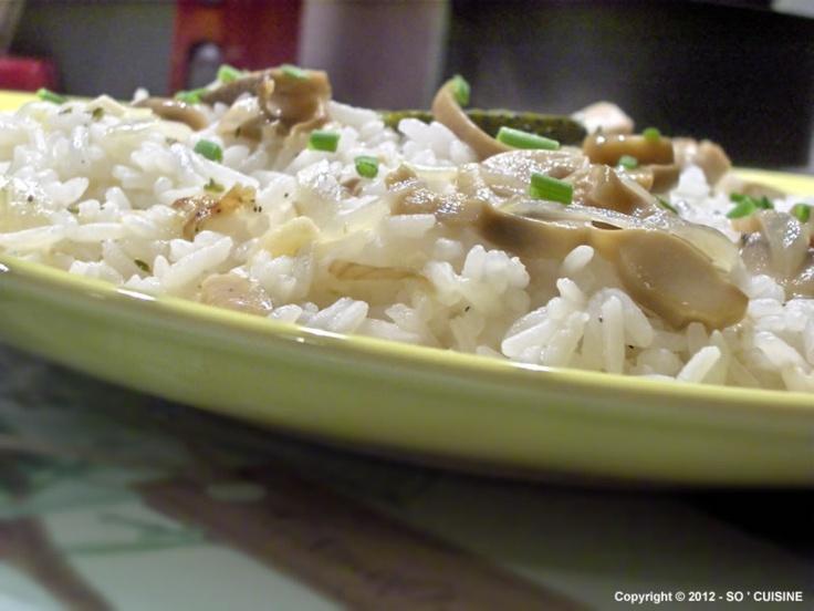 55 best images about recettes riz quinoa orzo on - Riz au cuit vapeur ...