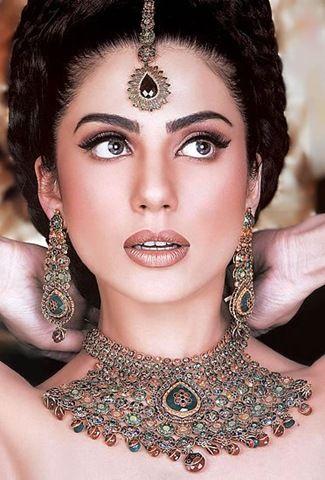 Shafaq Habib, Bridal. earrings, really.