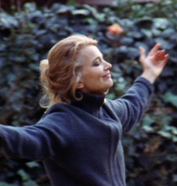 "Gena Rowlands en ""Una Mujer Bajo la Influencia"" (A Woman Under The Influence), 1974"