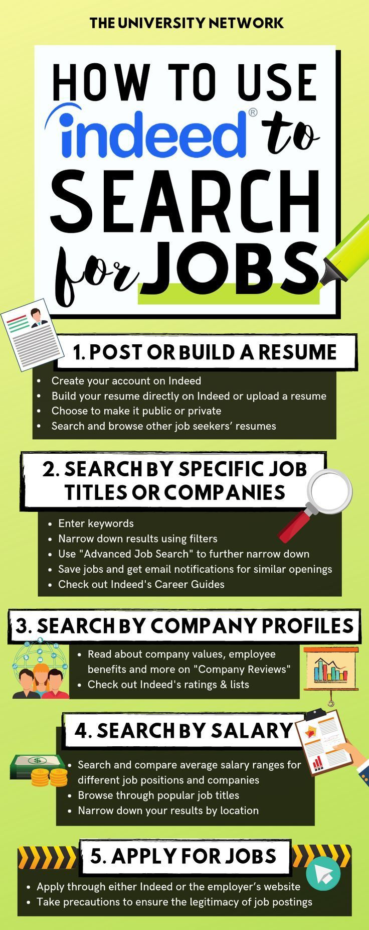 With Indeed You Can Post Or Build A Resume Search Set Job Alerts Apply And Keep Track Of The Entire Process Let S Lo Job Search Build A Resume Job Hunting