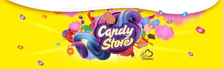 Globe iu es Candy Store
