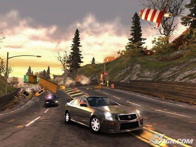 Need for Speed Most Wanted 2005 Game Preview
