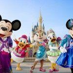 voyagez vers Disneyland® Paris avec TGV® à.p.d. 25 €