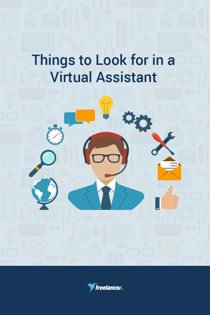 Things to Look for in a Virtual Assistant  #onlinejobs #work #freelancing #startups #business