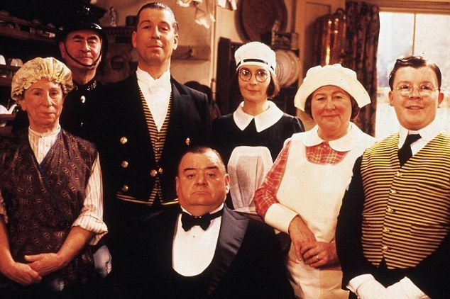 You Rang M'Lord? is a BBC television sitcom It was broadcast between 1990 and 1993 on the BBC