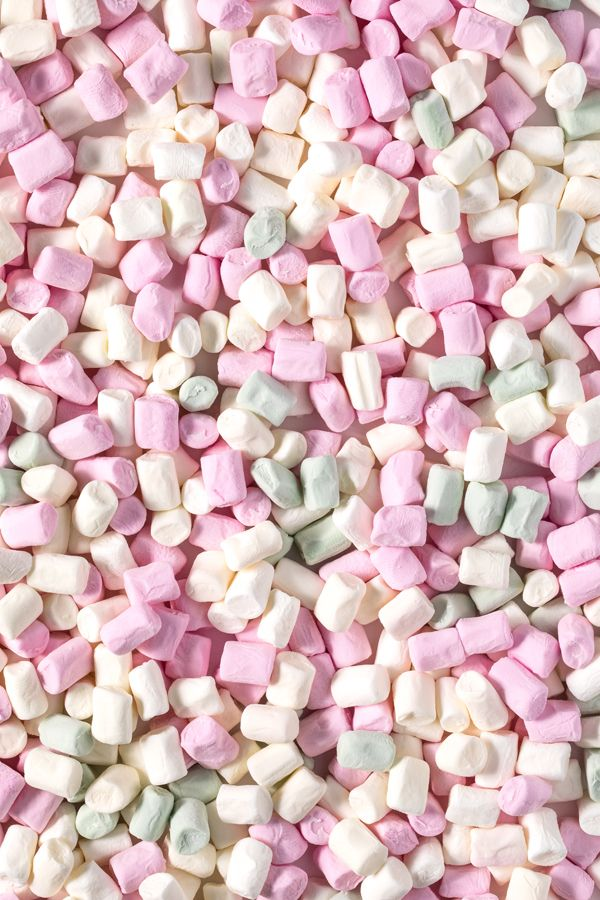 mini marshmallow sprinkles