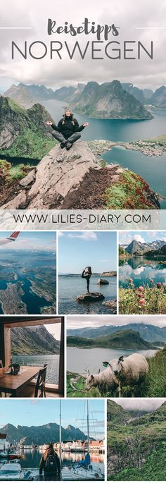 7 Tipps für das Wandern in Norwegen auf den wunderschönen Lofoten – Lina